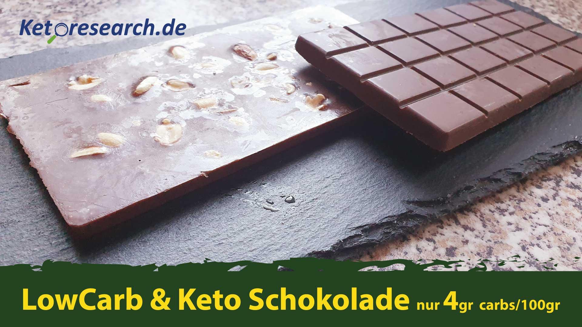 Keto Schokolade